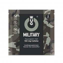 WUG Military Inh. 2 stuks.