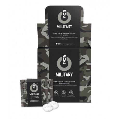 WUG Military Inh. 3 stuks.