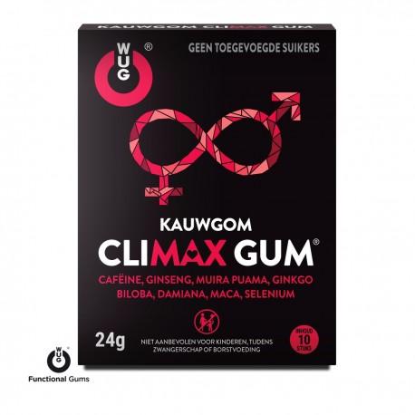 CLIMAX (10 x gums)